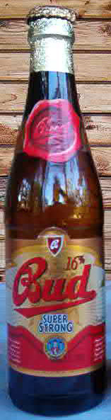 Bud Super Strong 16