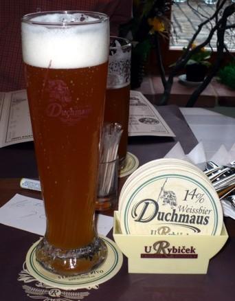 Duchmaus Weissbier