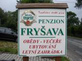 Penzion Fryšava