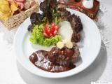 Beefsteak s loveckou omáčkou