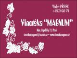 Vinotéka Magnum