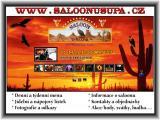 SALOON  U  SUPA - Westernová restau