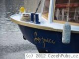 Restaurační loď Lužnice