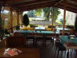 Restaurace Duo-venkovní terasa