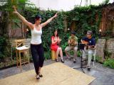 Letní večer s flamenkem