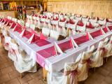 Slavnostní svatební tabule